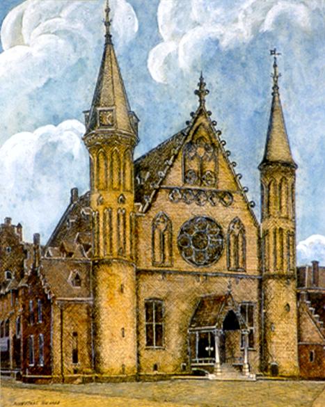 3-ridderzaal-pen-1942